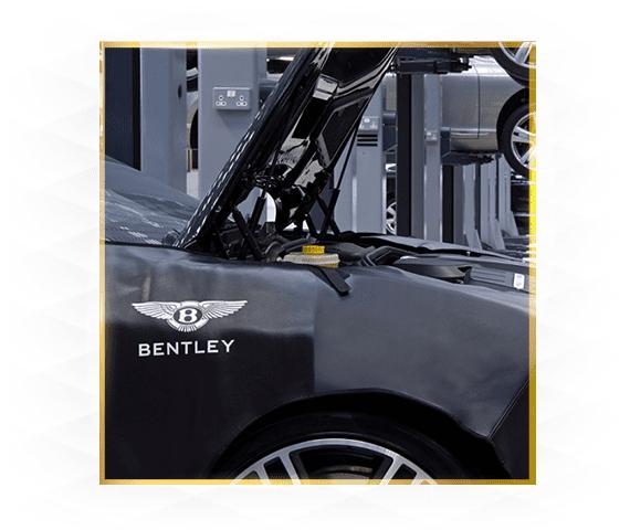 bentley-sevice