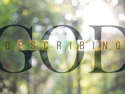 Describing God 2