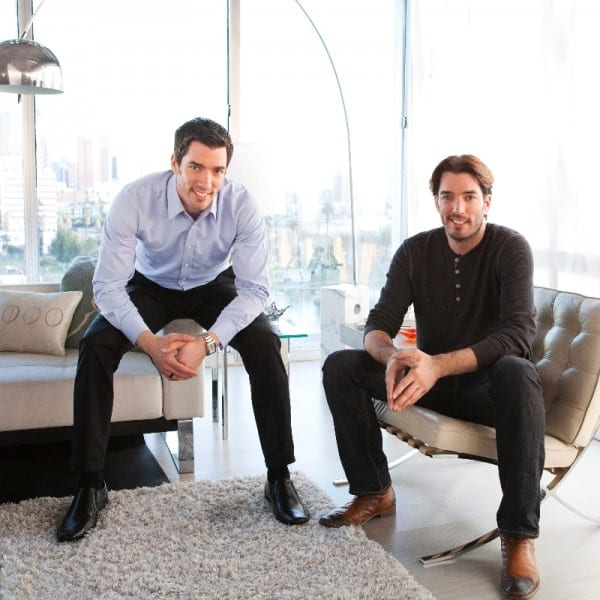Drew Scott and Jonathan Scott - Property Brothers
